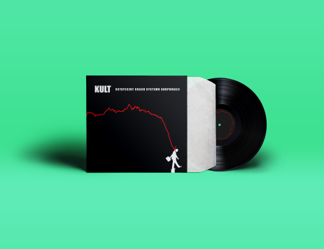 vinyl okładka